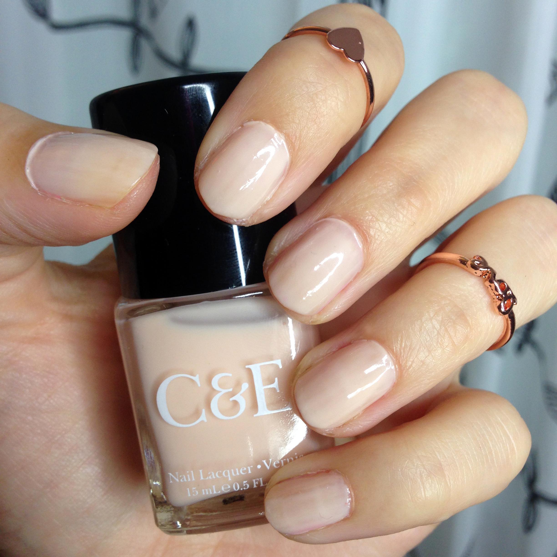 C&E nail polish