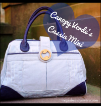 New Favorite Hand Bag from Canopy Verde
