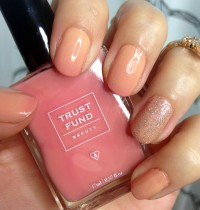 Manicure Monday: Trust Fund Beauty Temperature Changing Polish