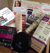 August Vegan Cuts Beauty Box Review