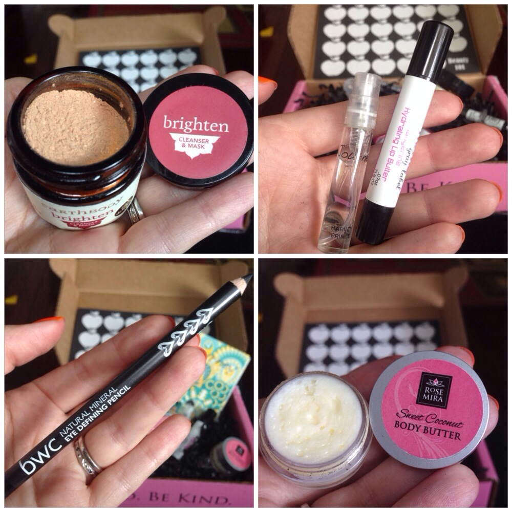 August Petit Vour Beauty Box