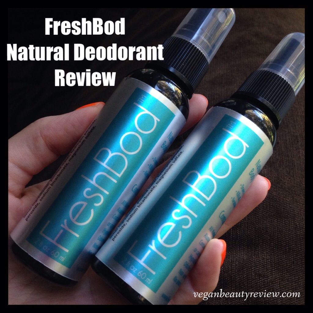 FreshBod deodorant