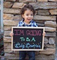 There's A Vegan Baby on the Way!
