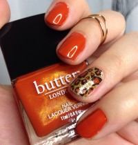 Manicure Monday: Butter London's 'Brick Lane'