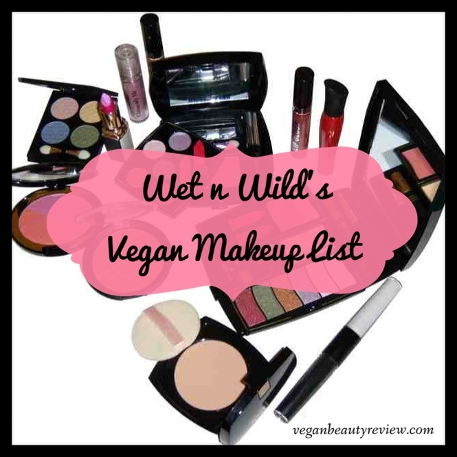 wet n wild vegan makeup