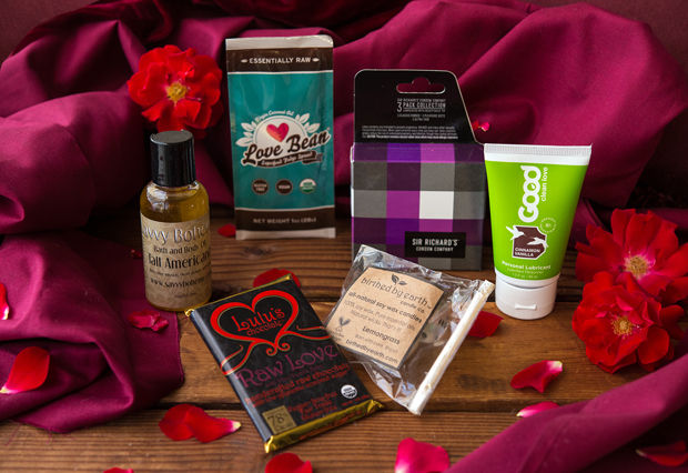 Vegan Cuts Date Night Box
