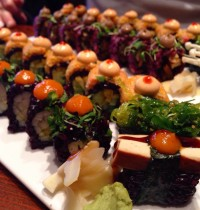 Best Vegan Sushi Joint: NYC's Beyond Sushi