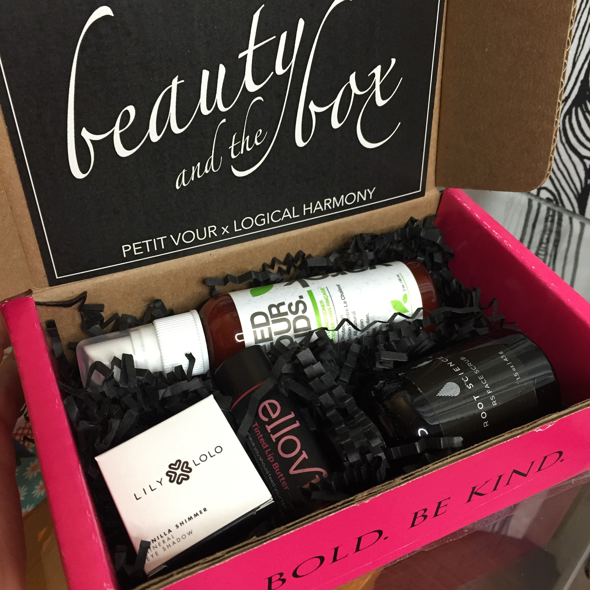 petit vour september box