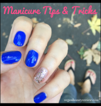 10 Manicure Tips & Tricks