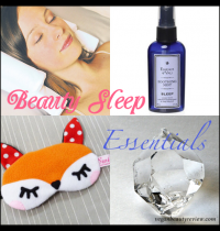 Cruelty-Free Beauty Sleep Essentials