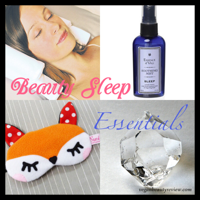 beauty sleep essentials