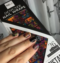 Manicure Monday: ncLA Halloween Nails