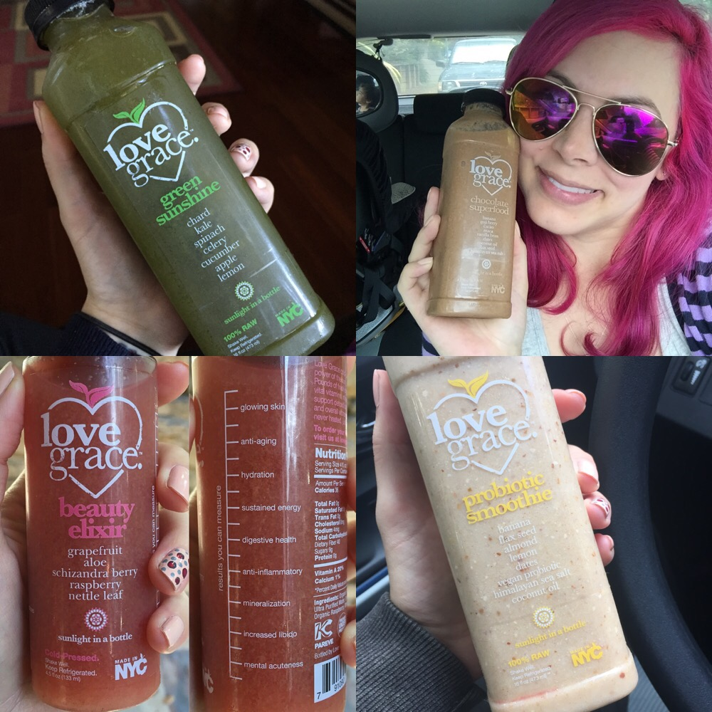 Love Grace Juice Cleanse