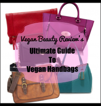 Vegan Beauty Review's Ultimate Guide to Vegan Handbags