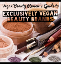 List of 100% Vegan Beauty Brands