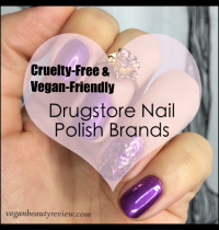 Cruelty-Free & Vegan-Friendly Drugstore Nail Polish Brands