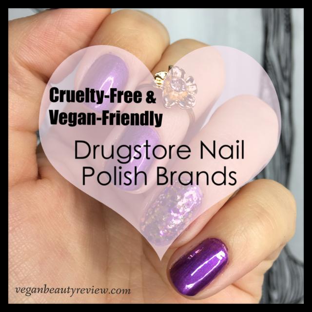 cruelty-free drugstore nail polish