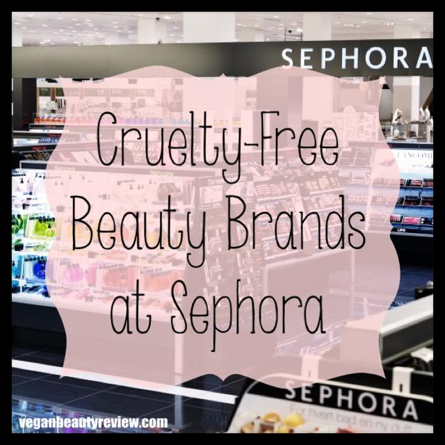 cruelty-free sephora brands