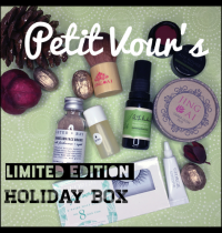 Petit Vour's Limited Edition Holiday Box Review