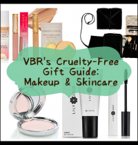 VBR's Cruelty-Free Holiday Gift Guide: Makeup & Skincare