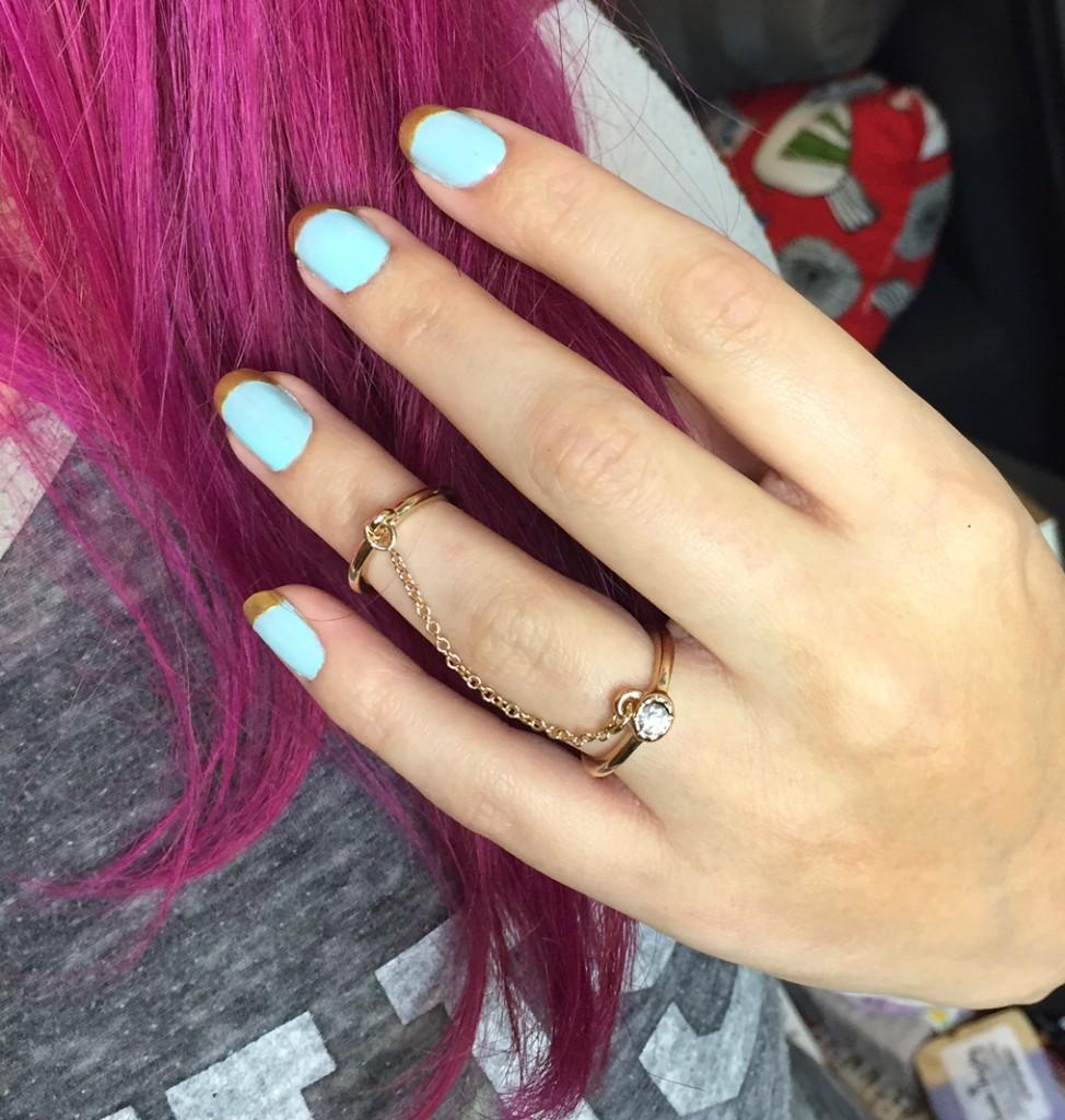 pure euphoria nail polish