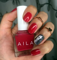 Manicure Monday: AILA's 'Power Drink'