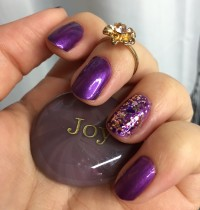 Manicure Monday: NCLA's Rock 'N' Royalty
