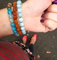 VBR Rave: Tiny Devotions Water Stack Bracelets