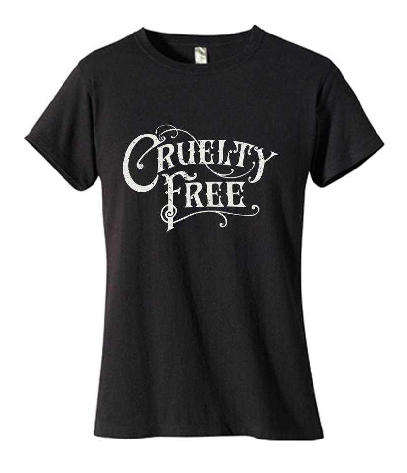 triple threads cruelty-free tee