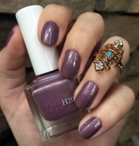 Manicure Monday: 1143 H2O's Purple Rain
