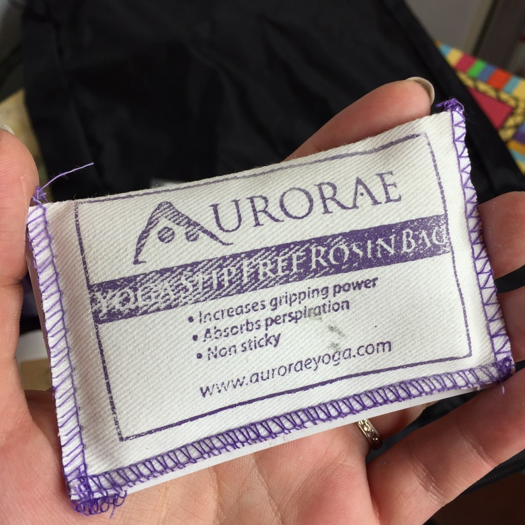 Aurorae Rosin Bag