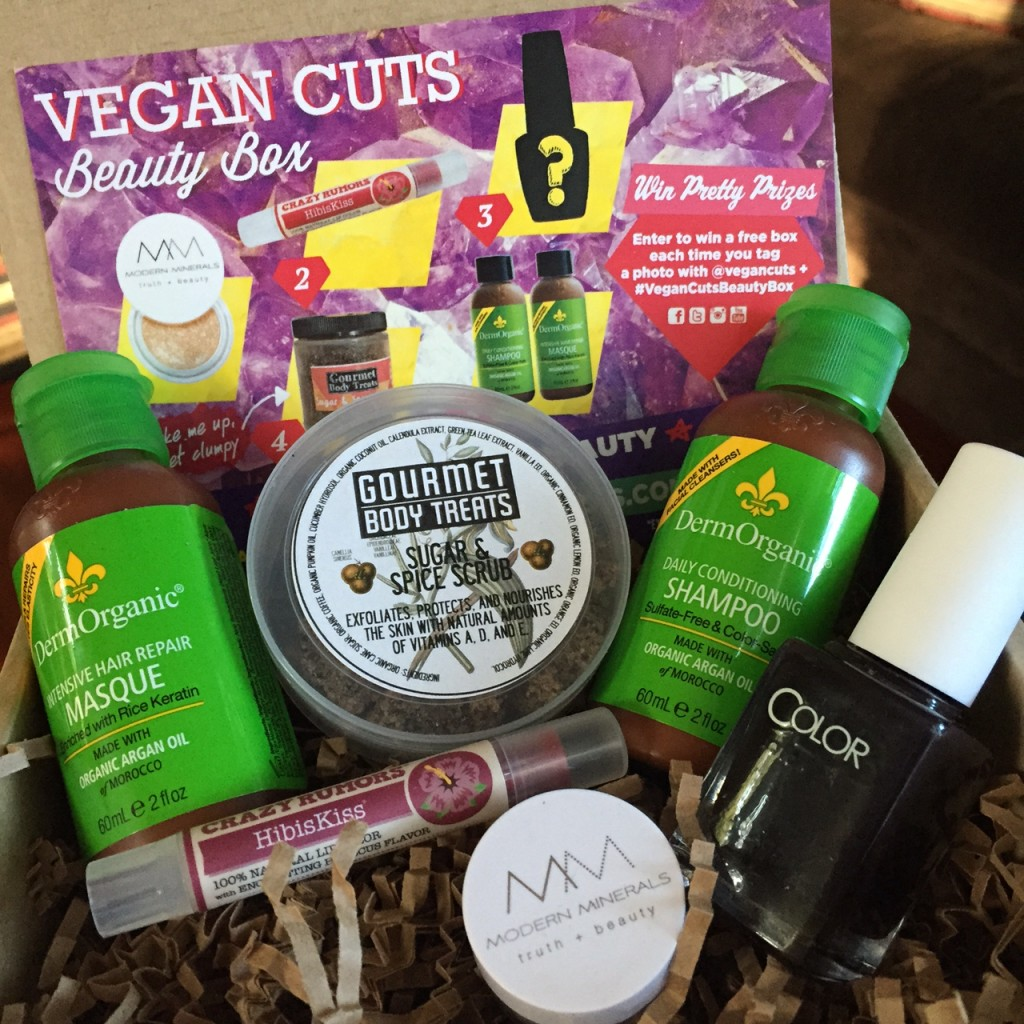 january vegan cuts