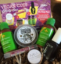 January 2015 Vegan Cuts Beauty Box Review