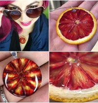 Cruelty-Free Fashion Trend: Real Fruit Jewelry
