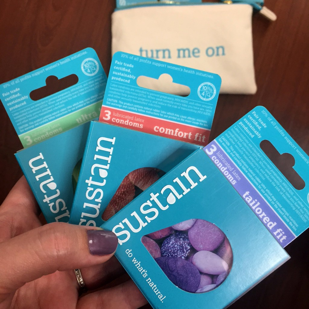 sustain vegan condoms