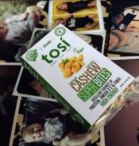 Vegan Snack Obsession: Tosi Super Bites