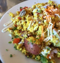 Saturn Cafe Vegan Brunch Review
