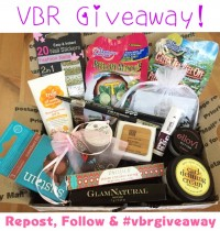 Enter Vegan Beauty Review's Instagram Giveaway!