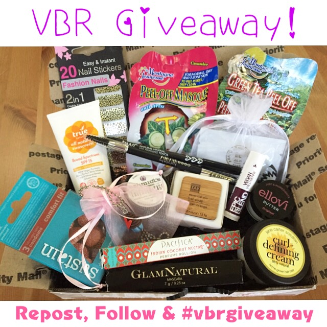 Vegan Beauty Review Giveaway