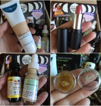 February 2015 Vegan Cuts Beauty Box Review