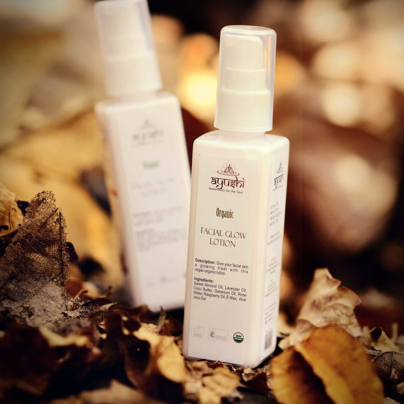 ayushi Facial Glow Lotion