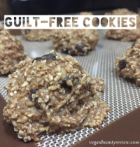 Guilt-Free Vegan Cookies [RECIPE]