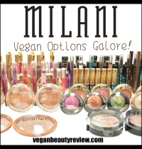 List of Vegan Milani Cosmetics