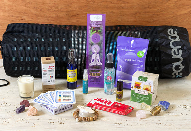 vegan cuts deluxe yoga box