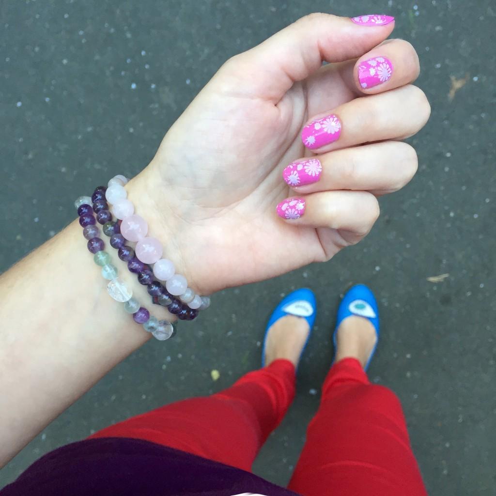zara luna mala beads