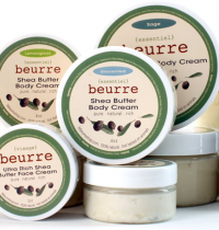 Beurre Essentiels Shea Body Butter Review