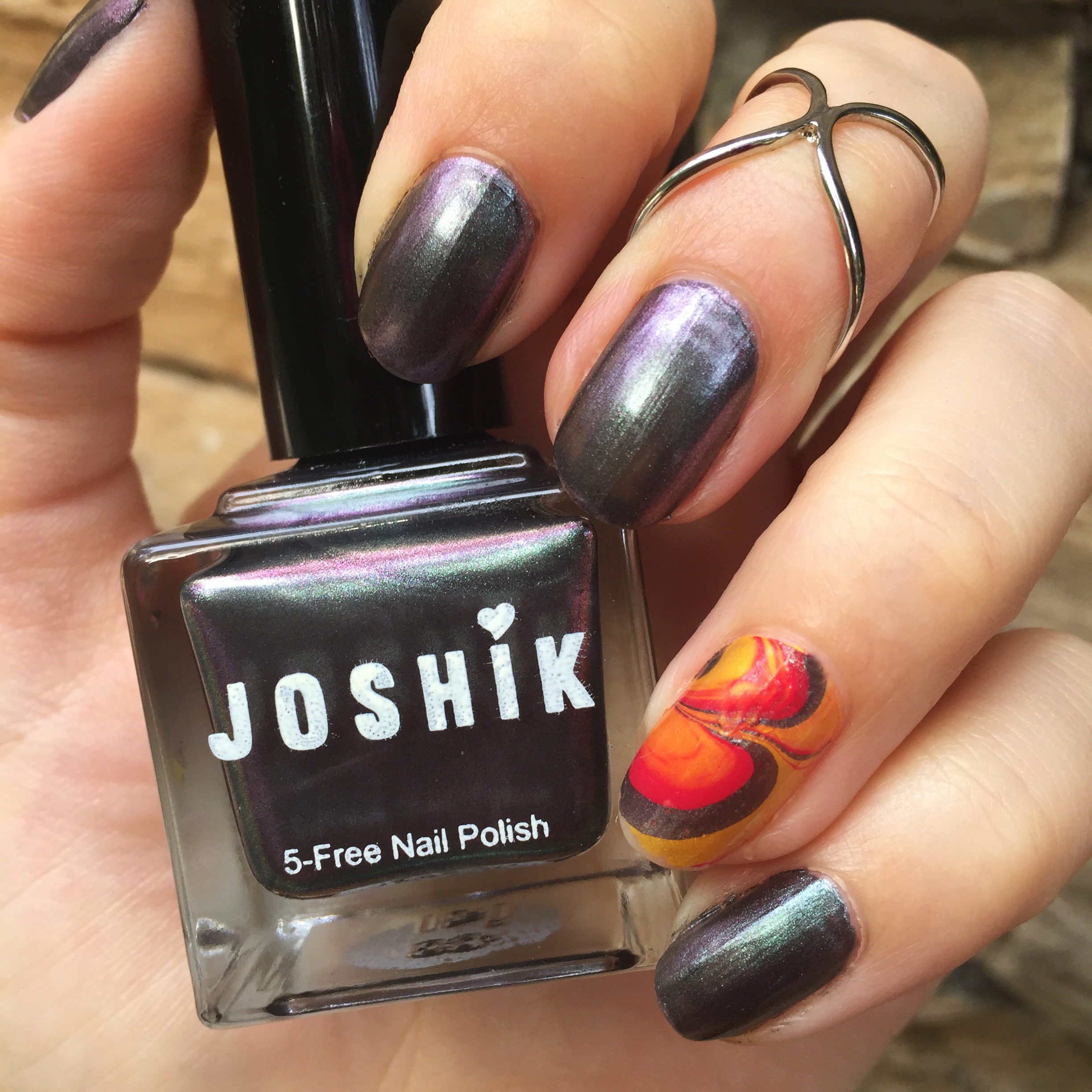 Nails of the Day: Joshik\'s Dazzle - Vegan Beauty Review | Vegan and ...
