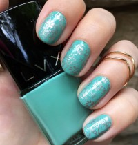 Nails of the Day: LVX Turkoise