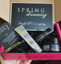 March 2015 Petit Vour Vegan Beauty Box Review