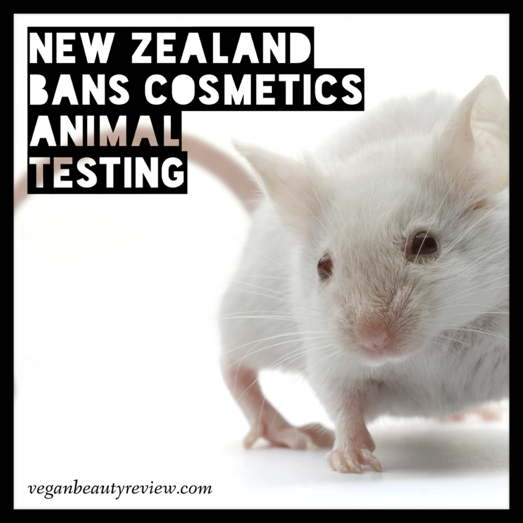 new zealand bans animal testing